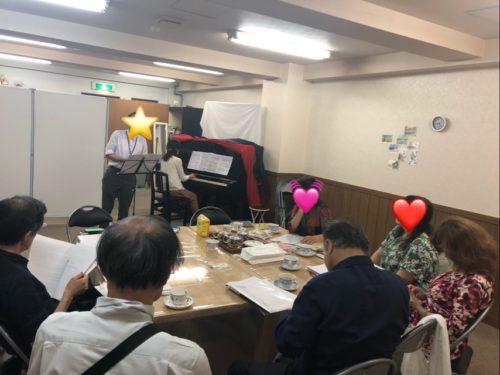 神戸六甲さくらみ 6月ピアノdeオペラの会、昨夜も素敵な歌声が響き渡りました!